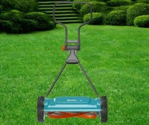 How to File Reel Mower Blades