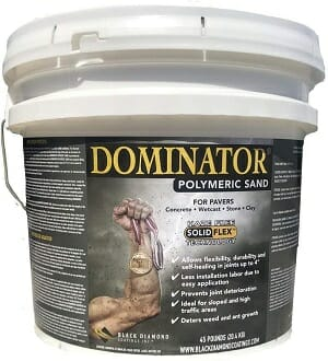 Polymeric Sand by Dominator