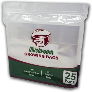 Magnificent Bee All in One Mushroom Grow Bags