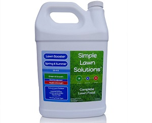 Lawn Food by Simple Lawn Solutions